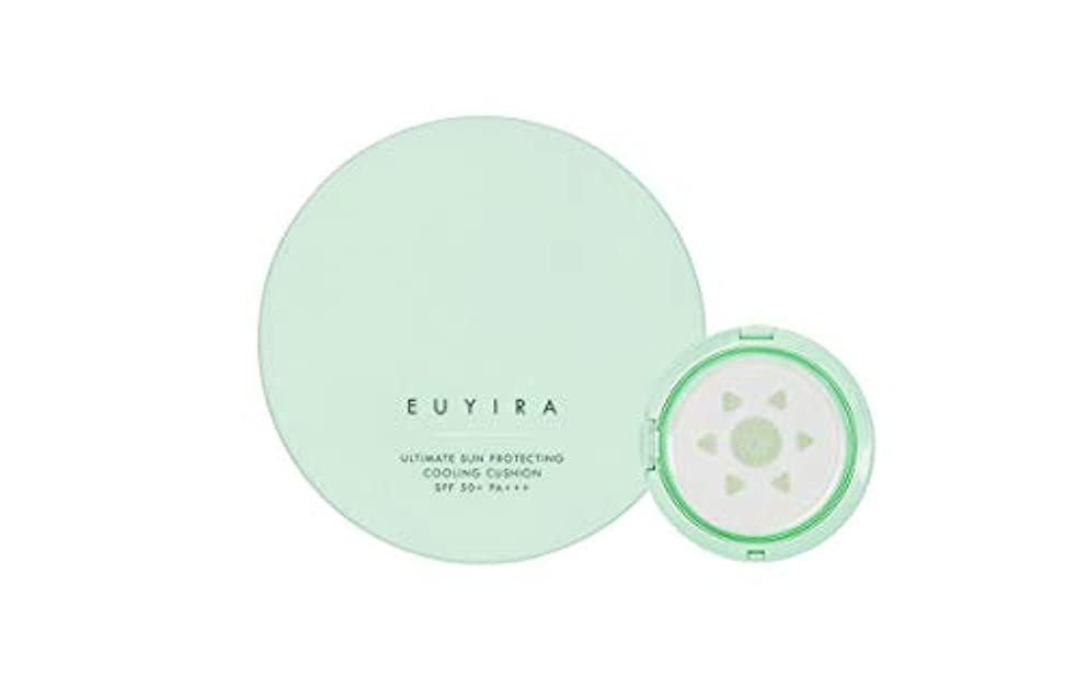 [EUYIRA] ユーイラアルティミット サン プロテクティング クーリング クッション SPF50 + PA +++ 25g / ULTIMATE SUN PROTECTING COOLING CUSHION NET...