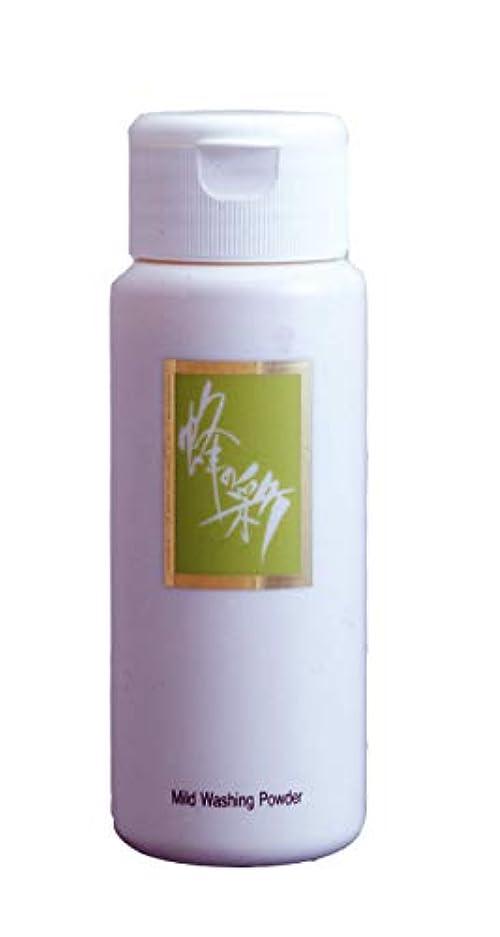 マウントネスト電気蜂の彩マイルド洗顔パウダー