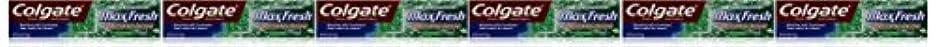 議会後悔規範Colgate ミニブレスストリップ、クリーンミント、6オンス(6パック)でマックス新鮮なハミガキ 6パック クリーンミント
