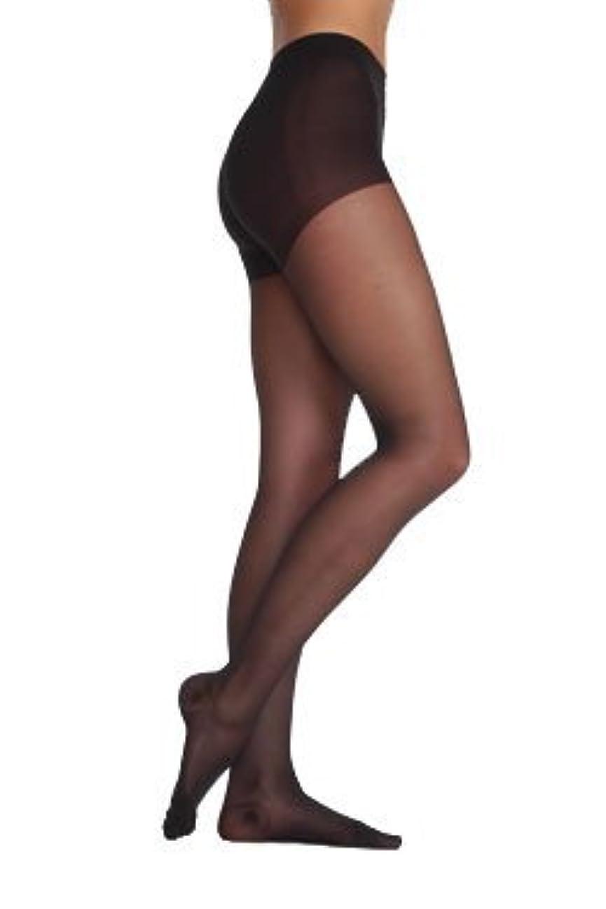 アトミック胸保育園Juzo Attractive Pantyhose 15-20mmHg Closed Toe, 2, Cinnamon by Juzo