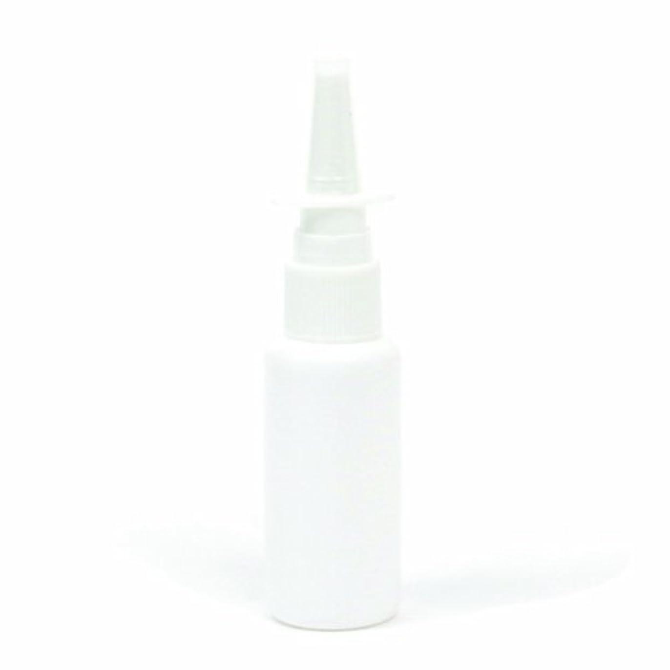 ビット頭まで点鼻スプレーボトル 30mL 空容器 遮光タイプ