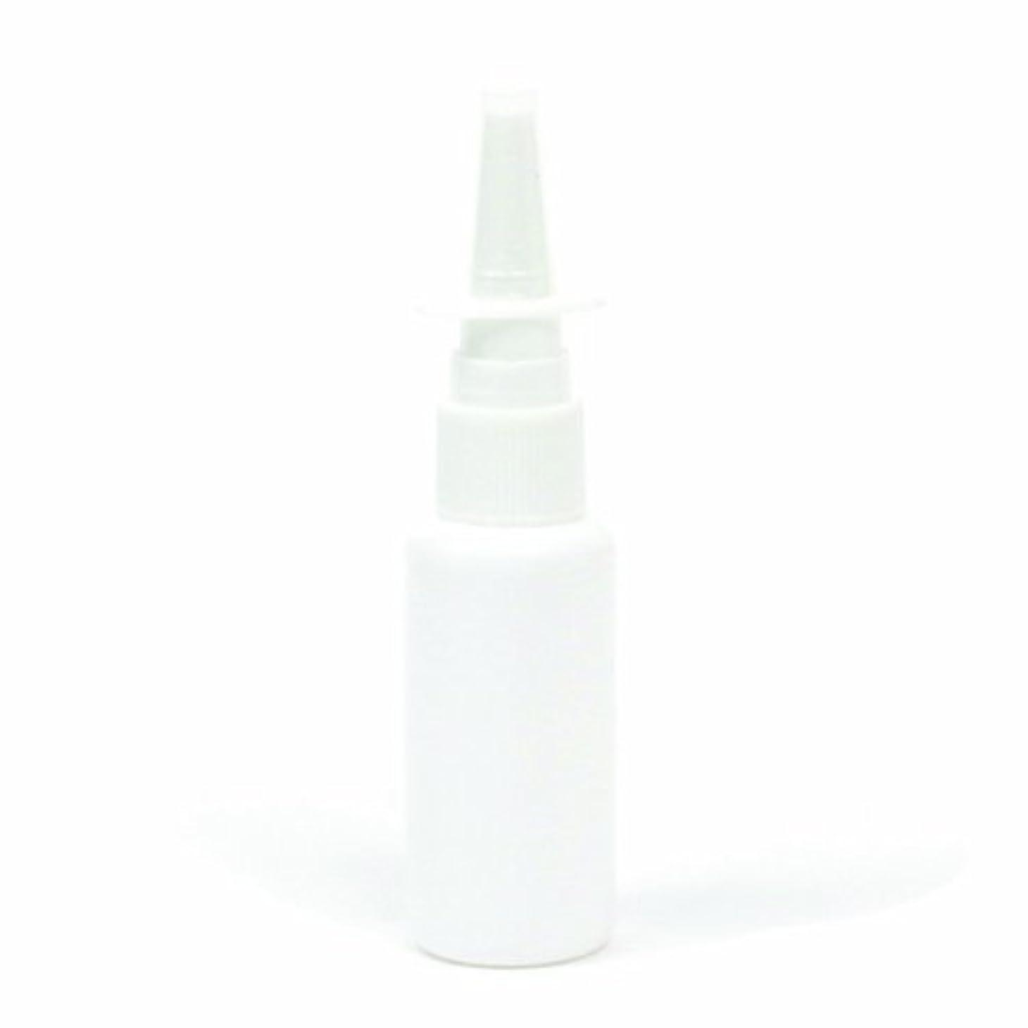 藤色自動提供する点鼻スプレーボトル 30mL 空容器 遮光タイプ