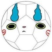 妖怪ウォッチサッカーボール コマさん ボール全体にコマさんをデザインしたインパクト