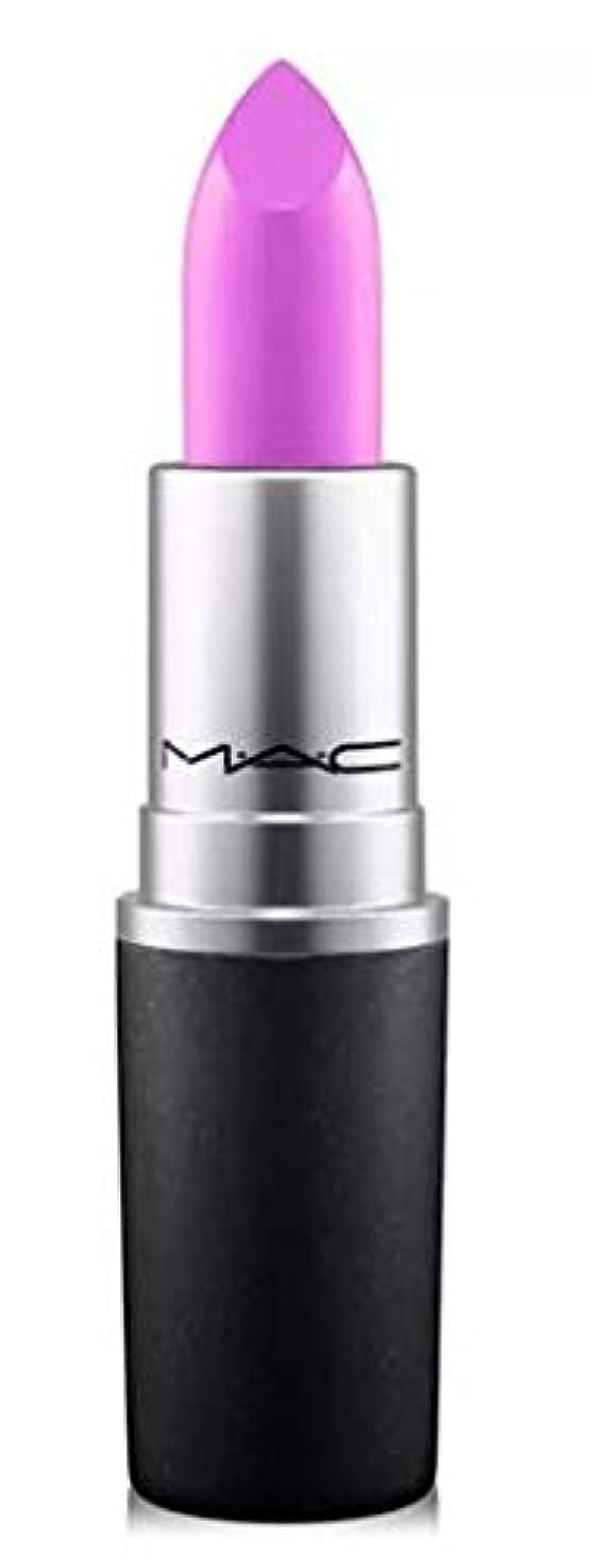 フレキシブル皿泣き叫ぶマック MAC Lipstick - Plums Lavender Jade - dirty mauve with gold pearl (Matte) リップスティック [並行輸入品]