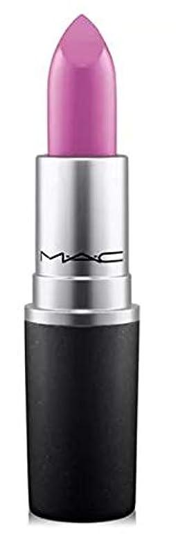 サラダ星クラウンマック MAC Lipstick - Plums Up The Amp - lavender violet (Amplified) リップスティック [並行輸入品]