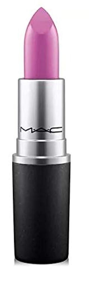 影響力のある柔らかい足豊富にマック MAC Lipstick - Plums Up The Amp - lavender violet (Amplified) リップスティック [並行輸入品]