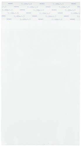 ヘイコー 透明 OPP袋 クリスタルパック テープ付 はがき用 100枚 T-ハガキ