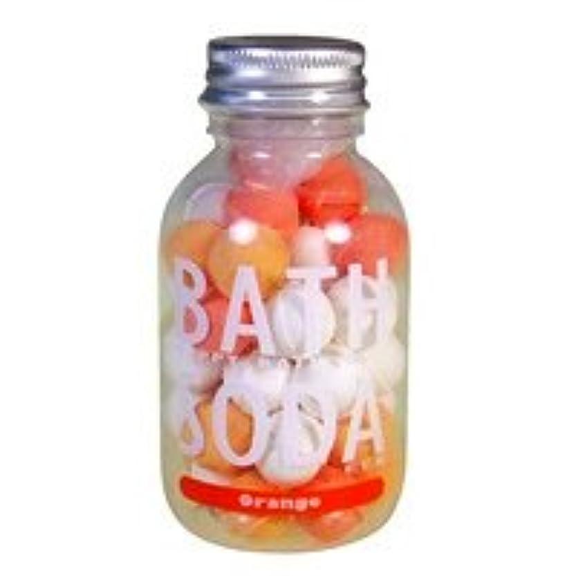 禁止するリゾート毒液バスソーダ「オレンジ」6個セット