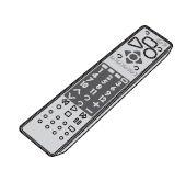 【部品】三菱電機 液晶テレビ リモコン M01290P19509 対応機種:LCD-22BLR500 LCD-26BHR500 LCD-32BHR500 LCD-40BHR500 LCD-46BHR500 LCD-B32BHR500 LCD-B40BHR500