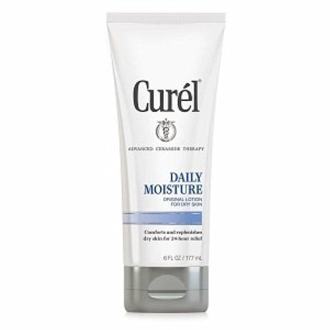 規定ジョイントレクリエーションCurel Daily Moisture Original Lotion for Dry Skin - 6 fl oz (177 ml)