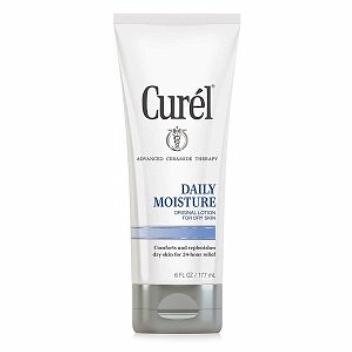 スナック凶暴な望みCurel Daily Moisture Original Lotion for Dry Skin - 6 fl oz (177 ml)