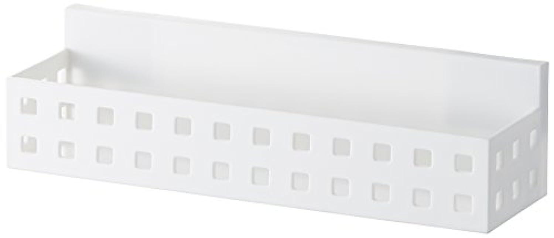 like-it キッチン収納 マグネット スパイス 調味料ラック ニューホワイト 幅24.5x奥7.2x高6.5cm Mag-On+8050