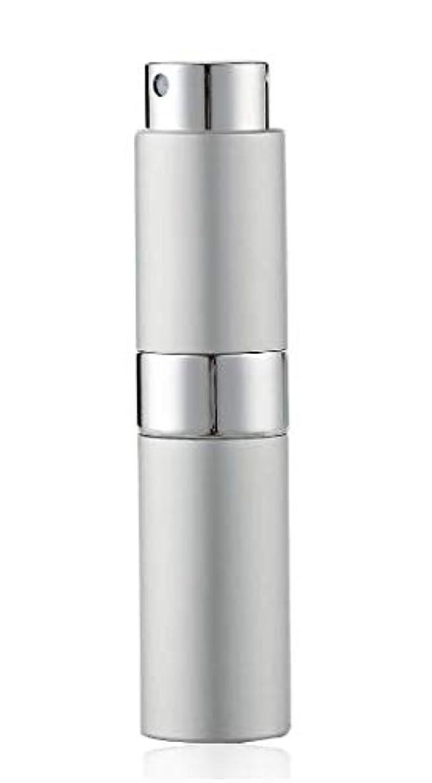 さまよう想像する空洞アトマイザー 【mau】ポータブル クイック 香水 トラベル 携帯用 詰め替え容器 香水用 香水スプレー パフューム Atomizer 回転プッシュ式 15ml