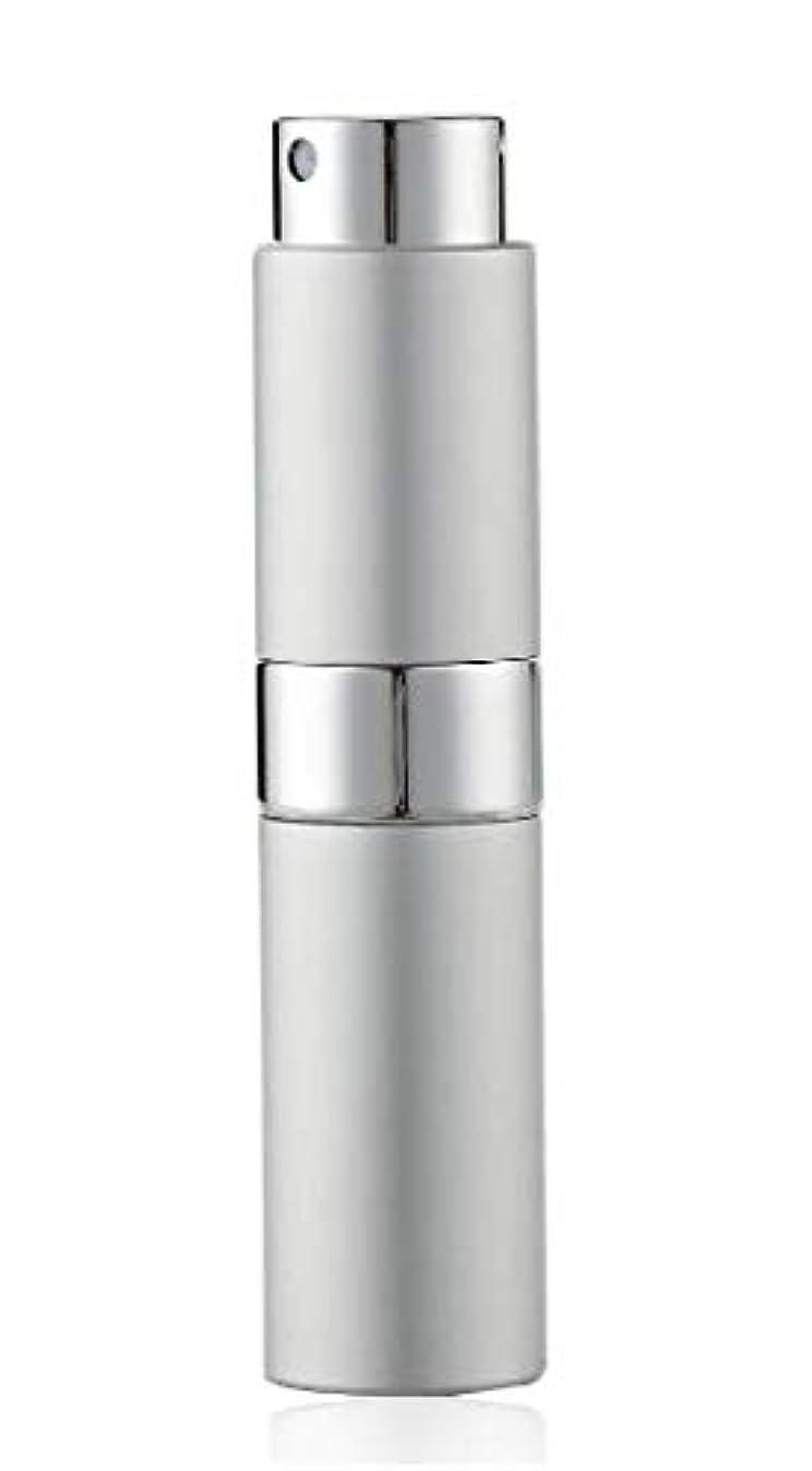 望む緩む現実アトマイザー 【mau】ポータブル クイック 香水 トラベル 携帯用 詰め替え容器 香水用 香水スプレー パフューム Atomizer 回転プッシュ式 15ml