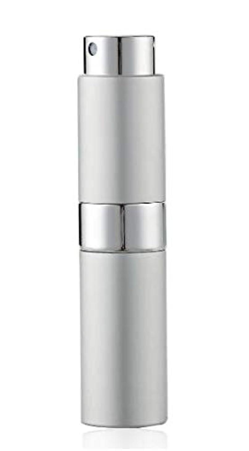 エコー運賃代表アトマイザー 【mau】ポータブル クイック 香水 トラベル 携帯用 詰め替え容器 香水用 香水スプレー パフューム Atomizer 回転プッシュ式 15ml