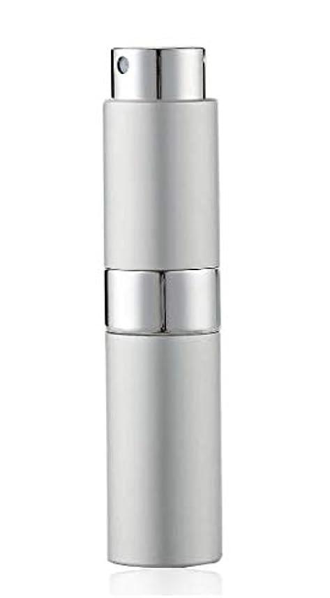 アトマイザー 【mau】ポータブル クイック 香水 トラベル 携帯用 詰め替え容器 香水用 香水スプレー パフューム Atomizer 回転プッシュ式 15ml