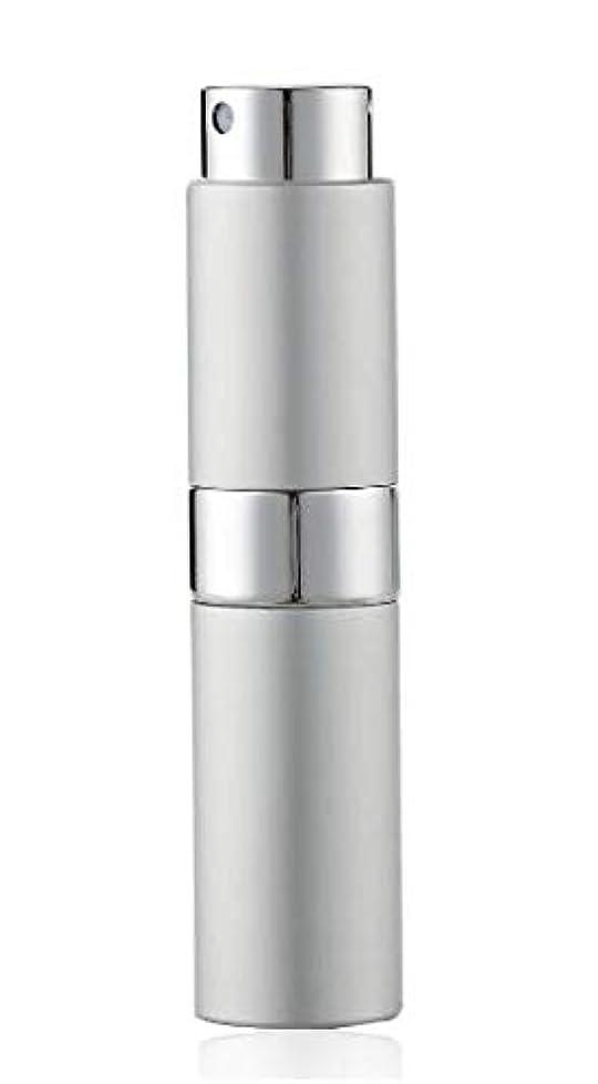 二度瞑想する断言するアトマイザー 【mau】ポータブル クイック 香水 トラベル 携帯用 詰め替え容器 香水用 香水スプレー パフューム Atomizer 回転プッシュ式 15ml