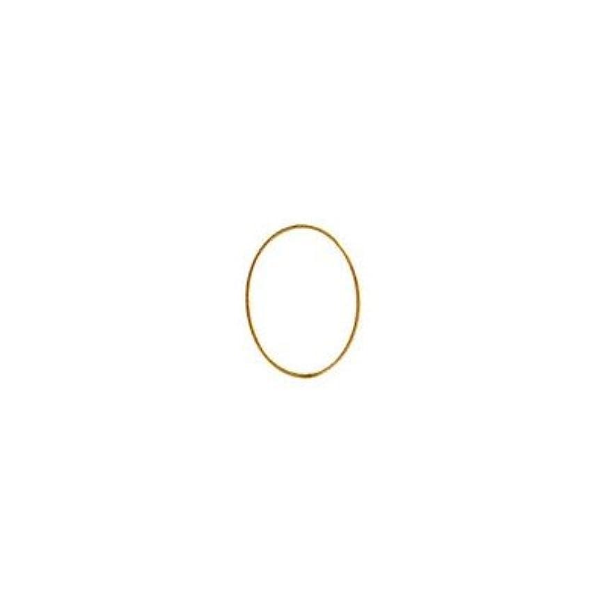 しなやかな安いですかすかなシャレドワミュゼ BLC ブローチ オーバル 9×6.5mm ゴールド 6P