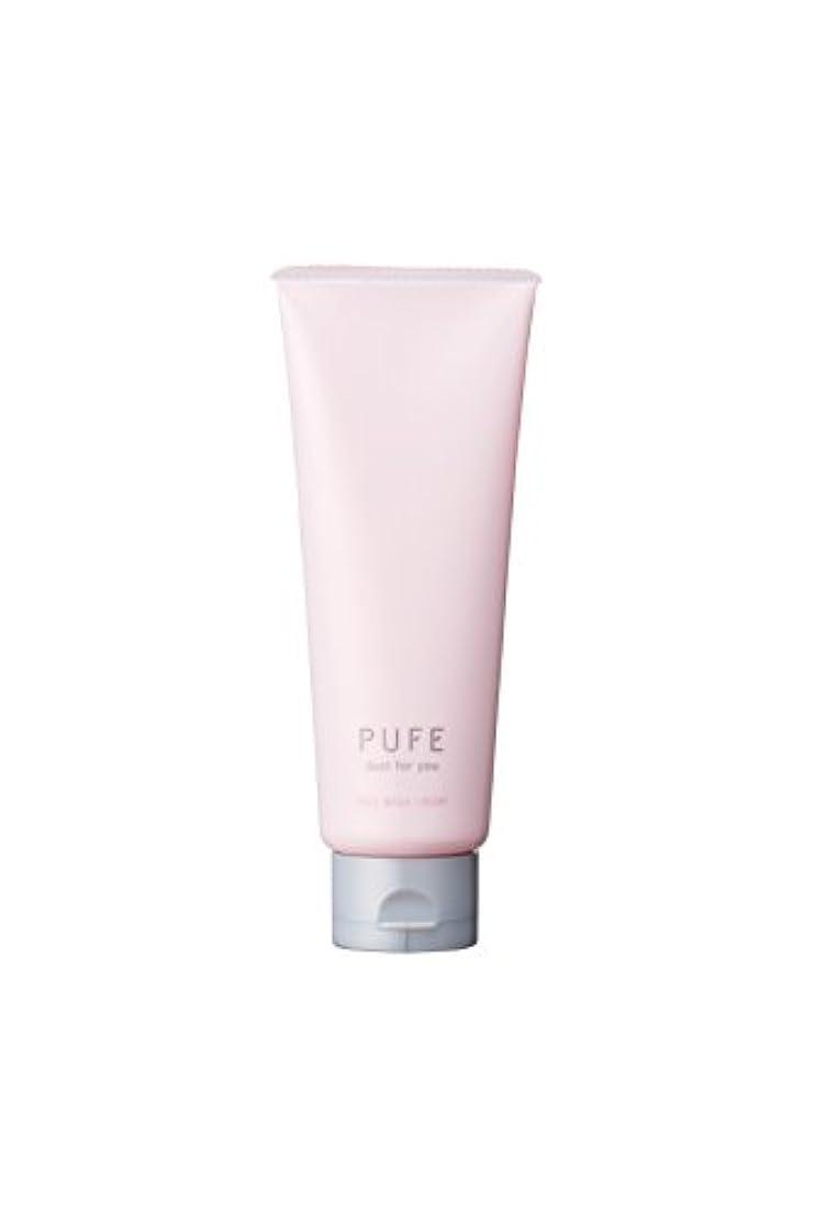 クラウン発動機紛争PUFE 酵素洗顔クリーム (1本100g)