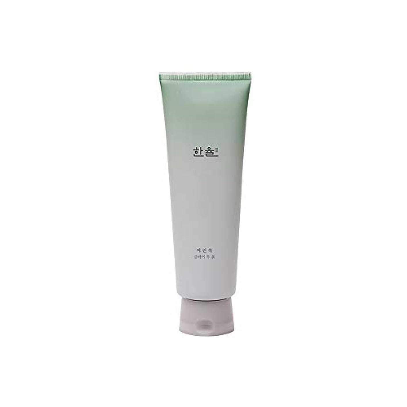 ほんのマラドロイトディスク【HANYUL公式】 ハンユル ヨモギクレイトゥーフォーム 170ml / Hanyul Pure Artemisia Clay to foam 170ml