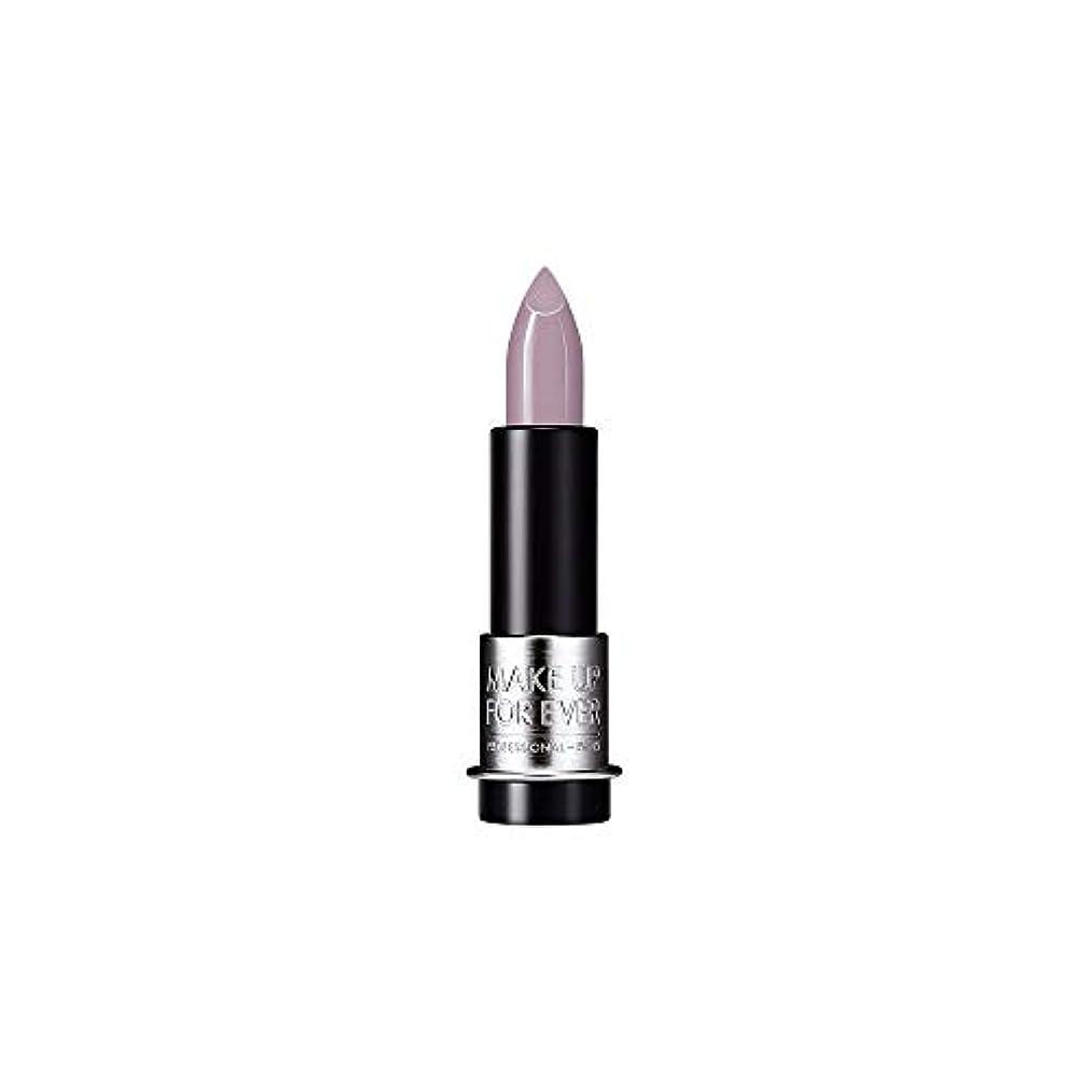 新しい意味小川程度[MAKE UP FOR EVER] これまでアーティストルージュクリーム口紅3.5グラムのC502を補う - トープバイオレット - MAKE UP FOR EVER Artist Rouge Creme Lipstick 3.5g C502 - Taupe Violet [並行輸入品]