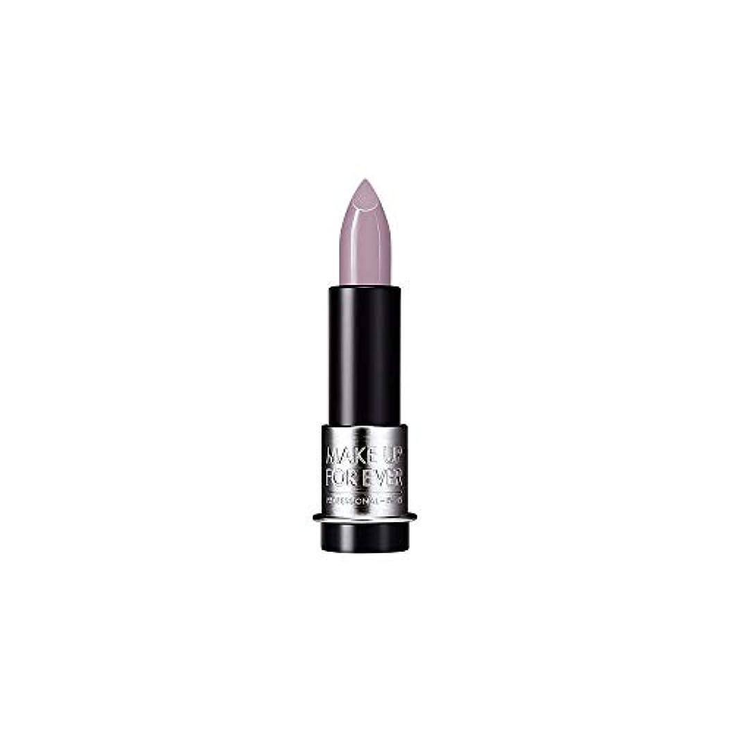 路面電車裁量人物[MAKE UP FOR EVER] これまでアーティストルージュクリーム口紅3.5グラムのC502を補う - トープバイオレット - MAKE UP FOR EVER Artist Rouge Creme Lipstick...