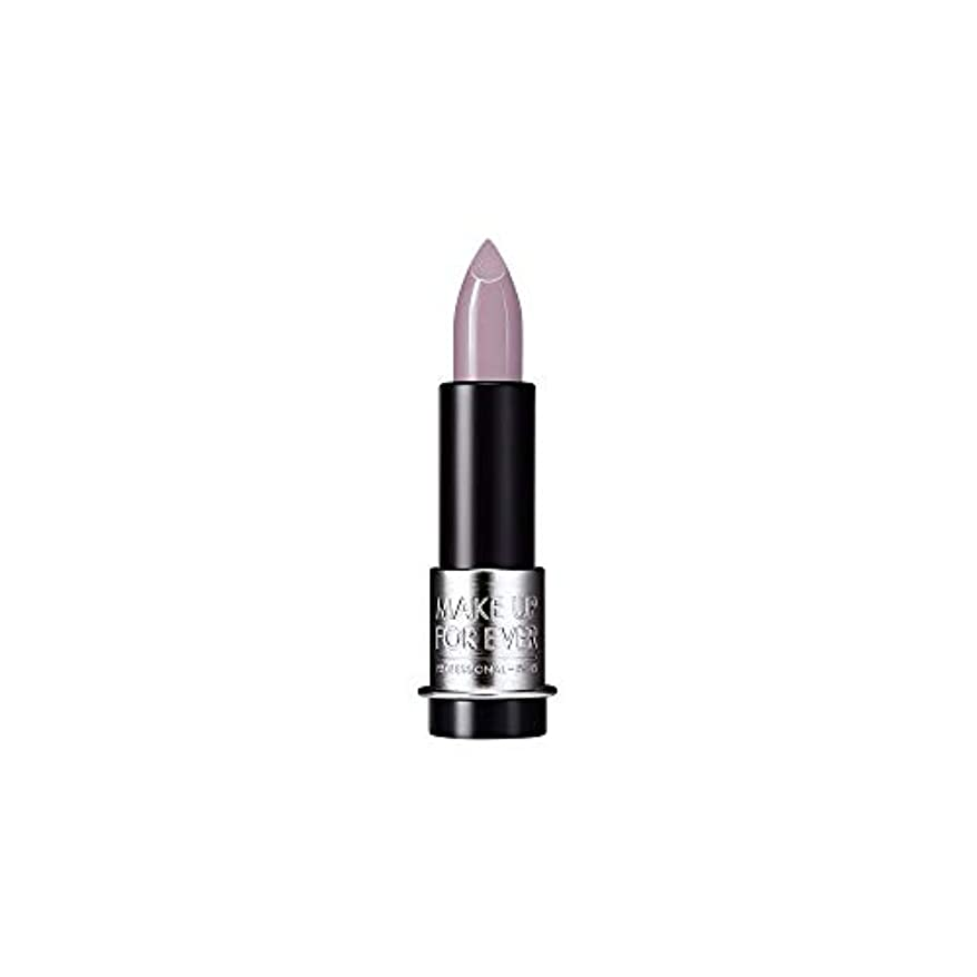 幸運な脅かすコミュニケーション[MAKE UP FOR EVER] これまでアーティストルージュクリーム口紅3.5グラムのC502を補う - トープバイオレット - MAKE UP FOR EVER Artist Rouge Creme Lipstick...