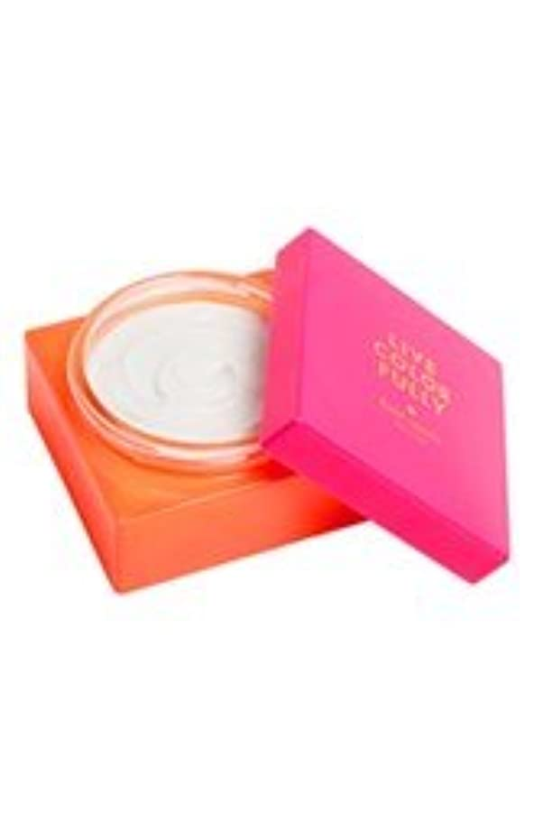 主流醸造所入射Live Colorfully (リブ カラフリー) 6.8 oz (200ml) Body Cream(ボディークリーム)by Kate Spade for Women