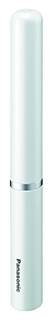 天国いくつかのオートマトンパナソニック スティックシェーバー メンズシェーバー 1枚刃 白 ER-GB20-W