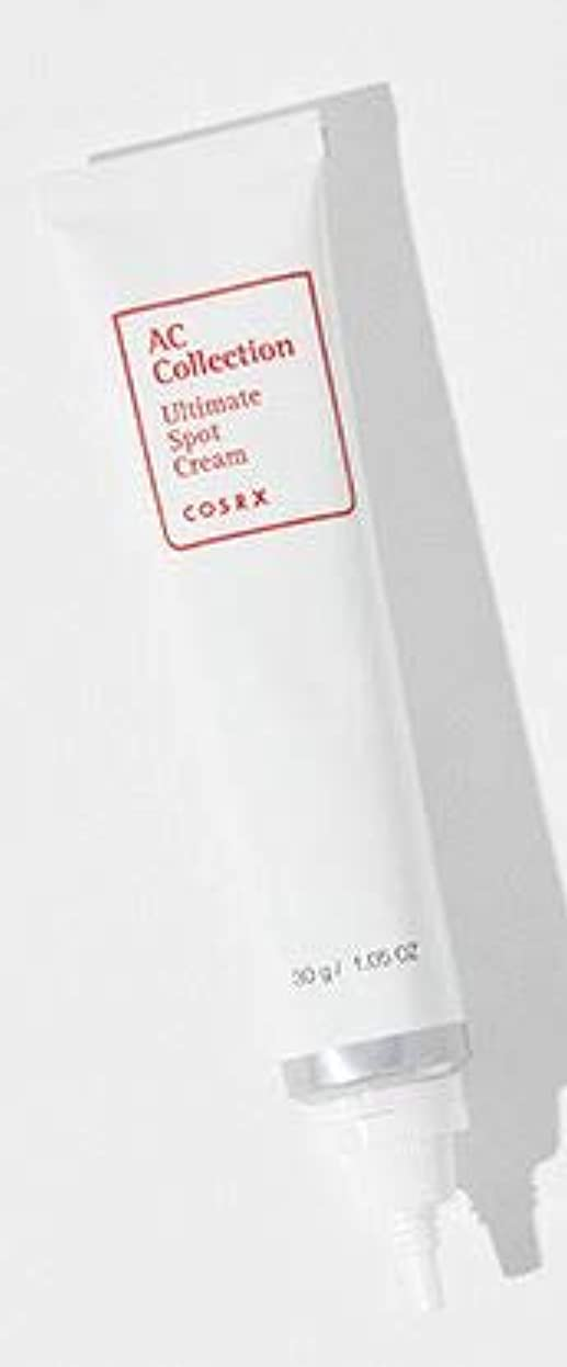混沌抵抗荒涼とした[COSRX] AC Collection_Ultimate Spot Cream 30g /エーシーコレクションアルティメットスポットクリーム30g [並行輸入品]