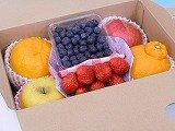 フルーツギフト 果物ギフト 果物 ギフト フルーツ 盛り合わせ 詰め合わせ 時期により入る品が変わります (中)