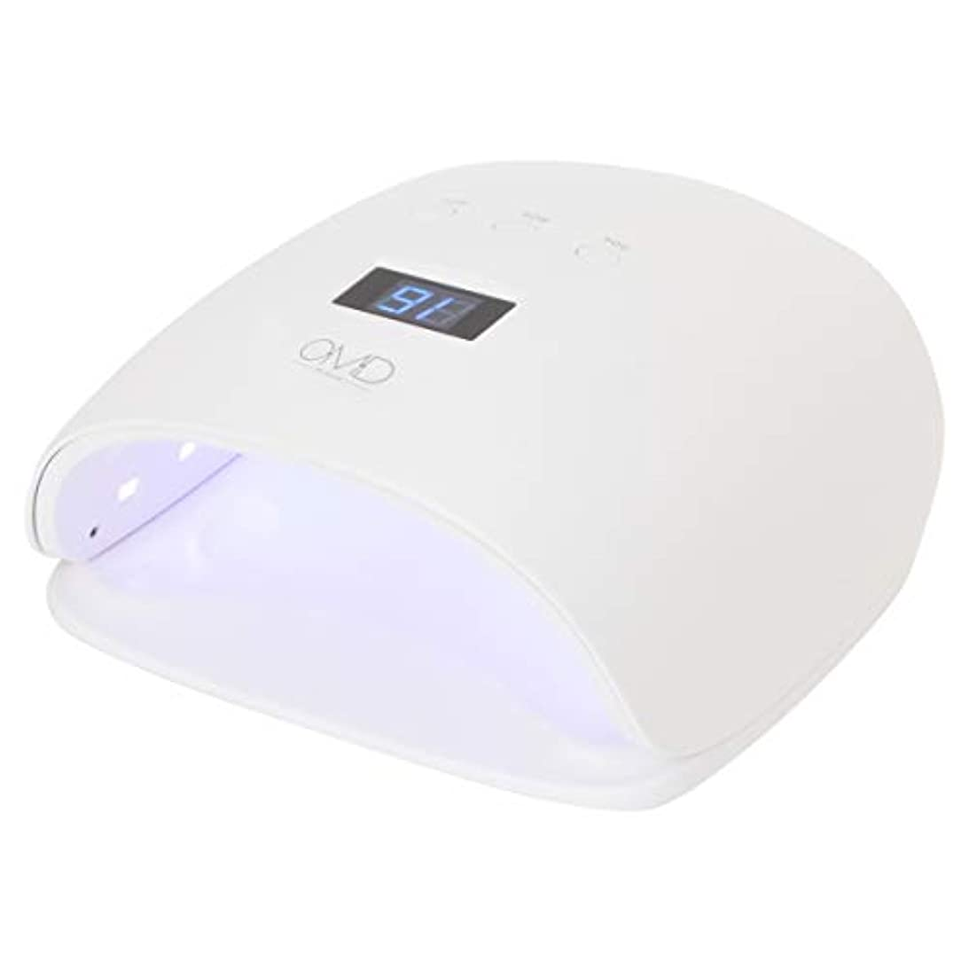ドアミラー氷中世の<OMD> DX UV/LEDライト-D02 [ ネイルライト ネイルランプ LEDライト LEDランプ UVライト UVランプ ジェルネイル ネイルドライヤー LED UV ネイル ライト ランプ ]