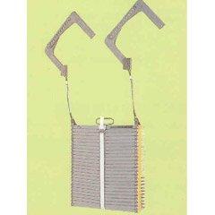 アルミ製避難はしご(折りたたみ式) OA-10型(有効長9.57m)