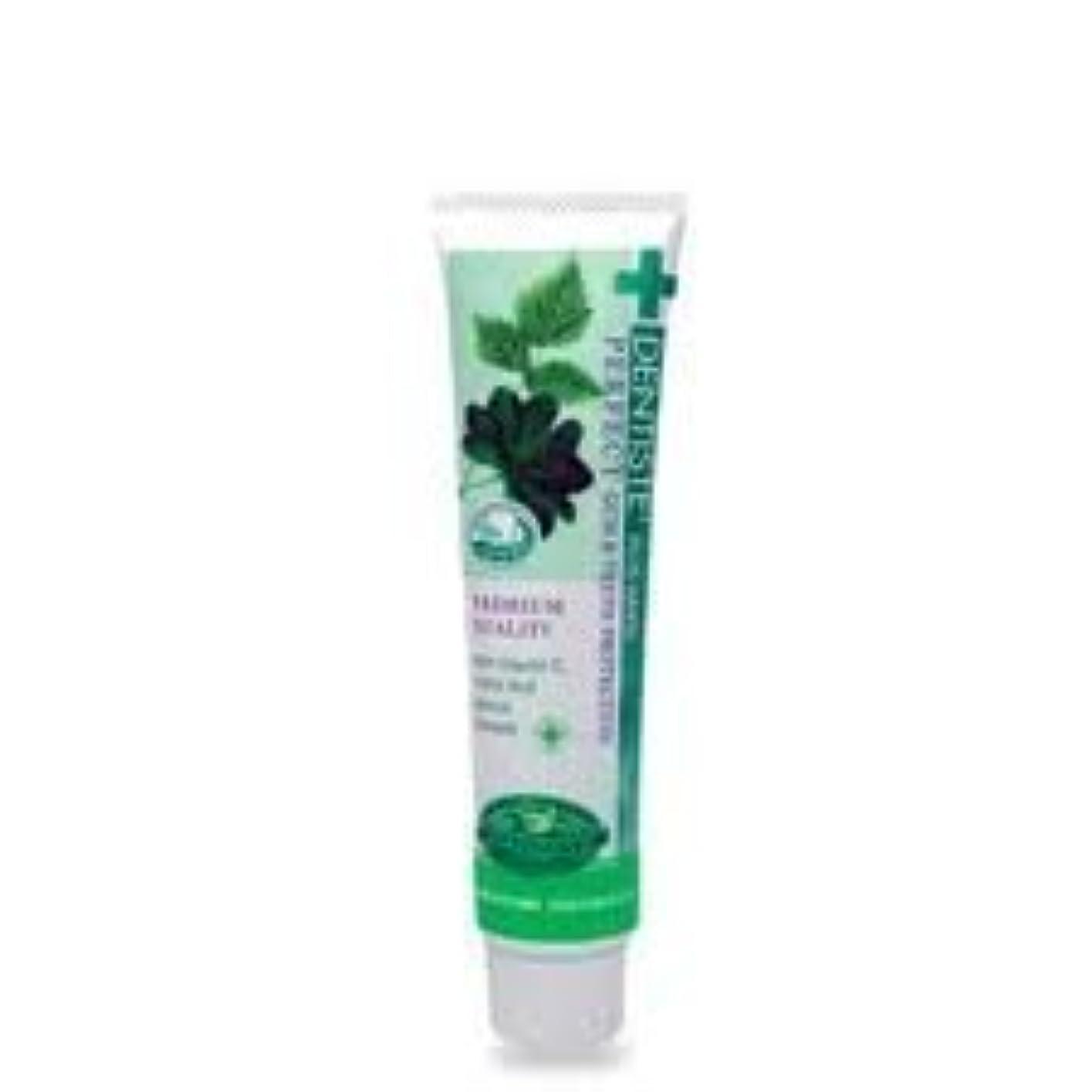 正統派テスピアン罰Dentiste Night Time Active Whitening Toothpaste 100 G Thailand Product by Dentiste