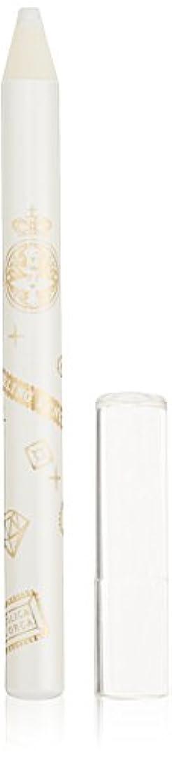 タックルエネルギー乳製品マジョリカ マジョルカ ジュエリングペンシル WT909 白蝶貝 0.8g