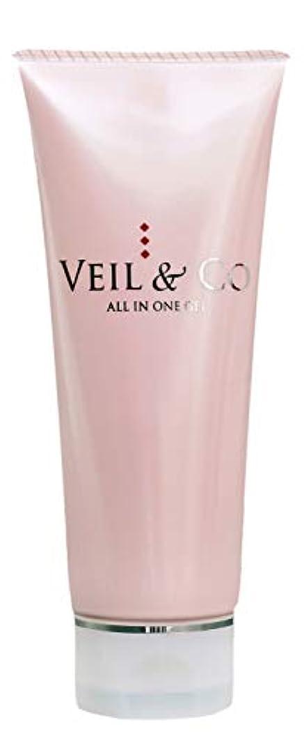 サイトライン構造ベアリング【VEIL&Co】ベールアンドコー 乾燥肌専用オールインワンジェル 100g