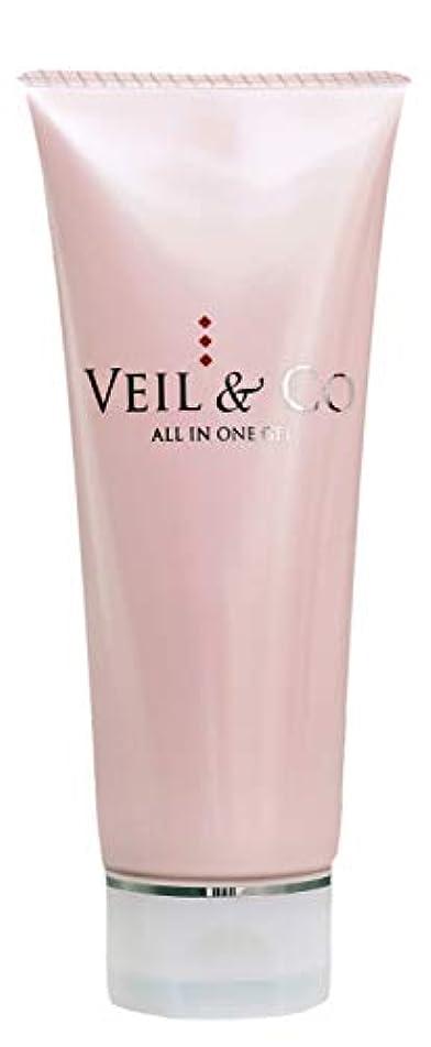 確かに遠い流【VEIL&Co】ベールアンドコー 乾燥肌専用オールインワンジェル 100g