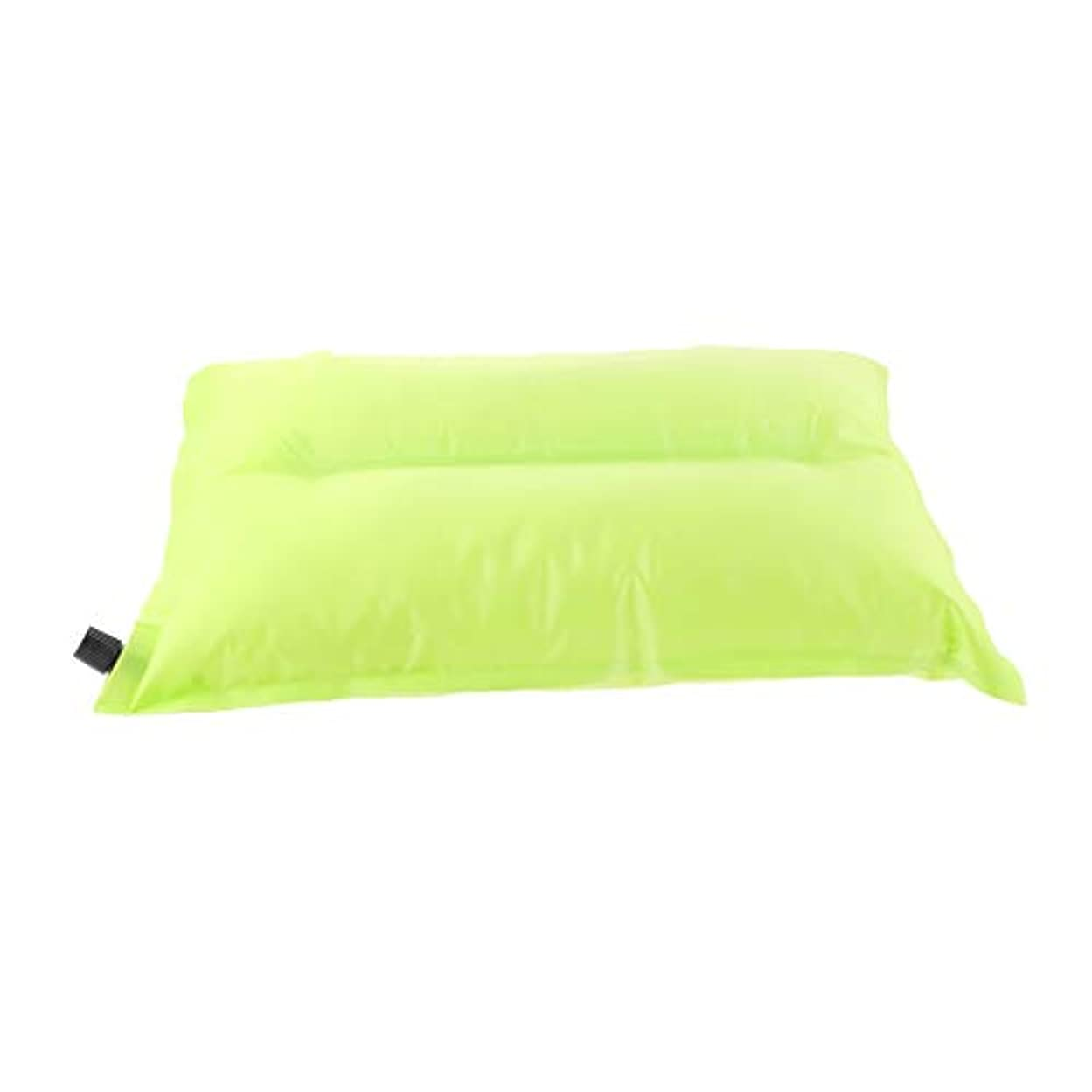 試みしょっぱい爆発するDYNWAVE 空気枕 エアーピロー 収納袋付 全3色
