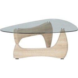 不二貿易 ガラスセンターテーブル