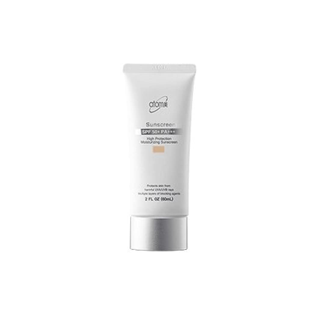 ゼロワット汚染【アトミ】Atomy Sunscreen beige SPF50+ PA+++ - 60ml (韓国直送品)