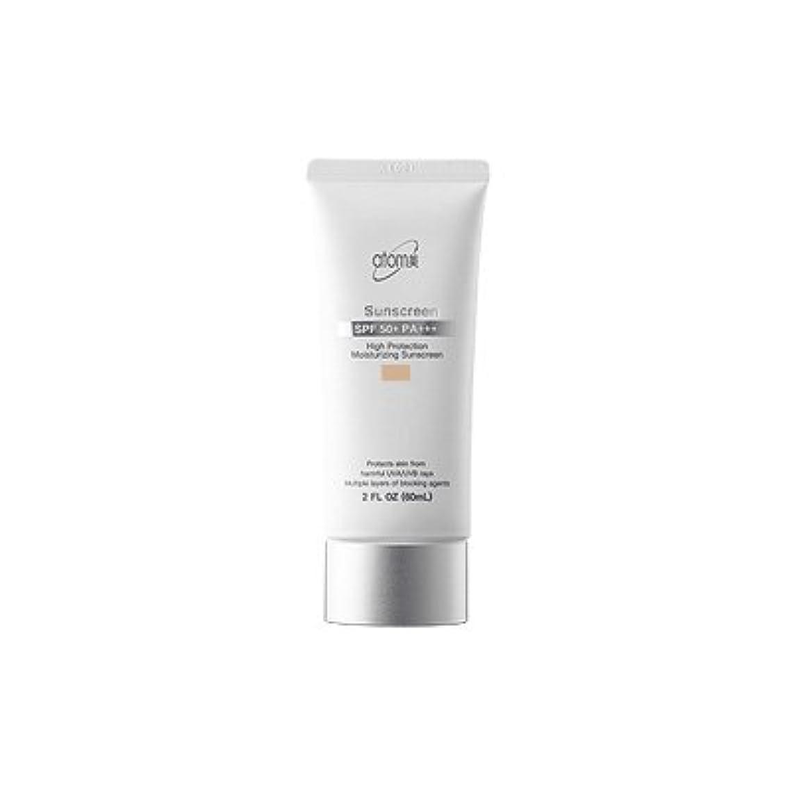 おんどり借りる紳士【アトミ】Atomy Sunscreen beige SPF50+ PA+++ - 60ml (韓国直送品)