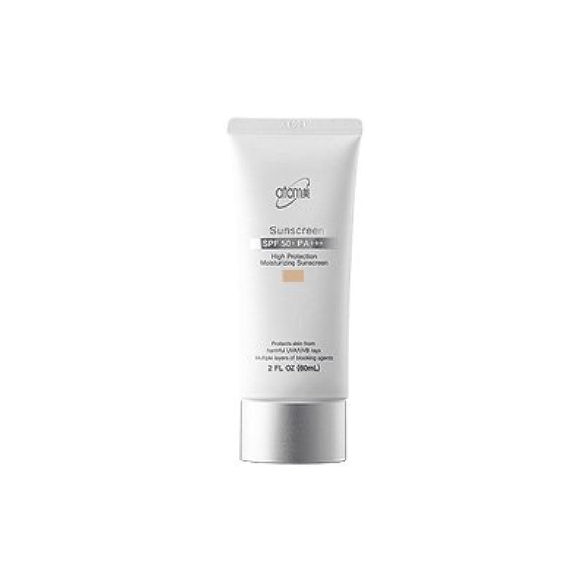 下着結晶ペルセウス【アトミ】Atomy Sunscreen beige SPF50+ PA+++ - 60ml (韓国直送品)