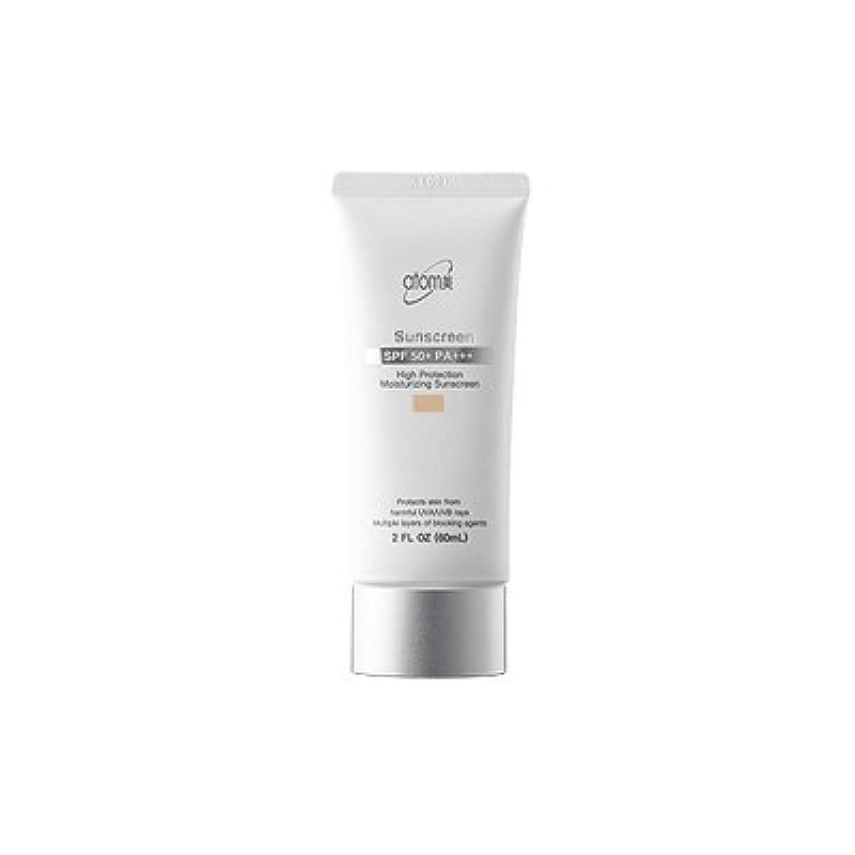 こだわりタイヤビスケット【アトミ】Atomy Sunscreen beige SPF50+ PA+++ - 60ml (韓国直送品)