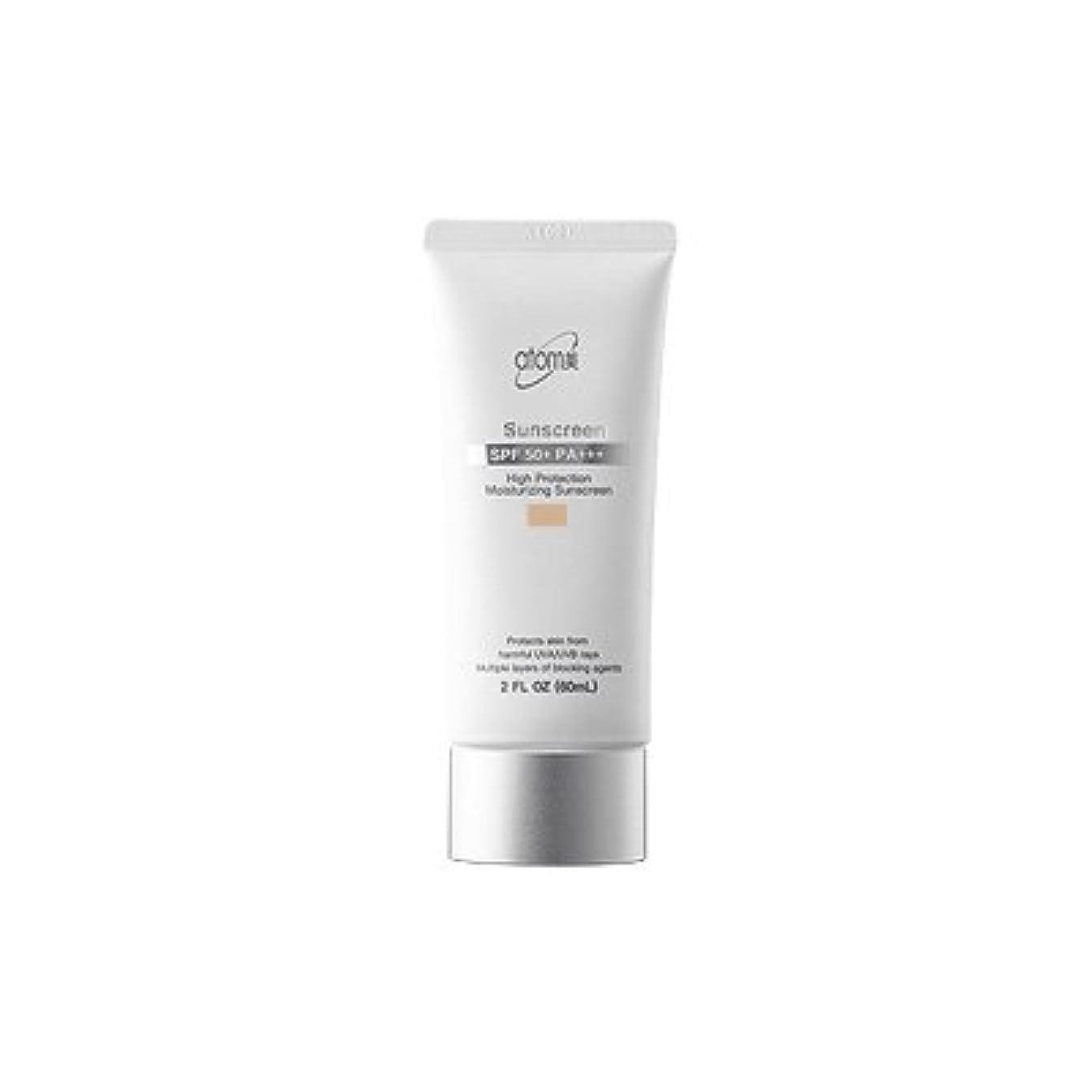 不快な分子代表する【アトミ】Atomy Sunscreen beige SPF50+ PA+++ - 60ml (韓国直送品)