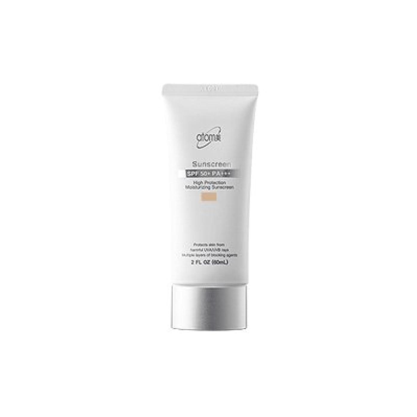マニフェスト自伝法医学【アトミ】Atomy Sunscreen beige SPF50+ PA+++ - 60ml (韓国直送品)