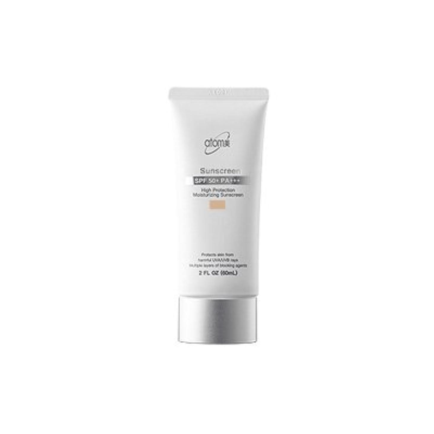 中で過言予定【アトミ】Atomy Sunscreen beige SPF50+ PA+++ - 60ml (韓国直送品)