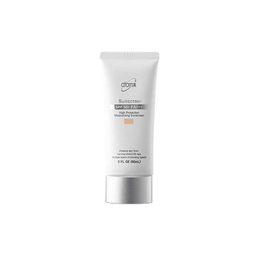 故障中公使館ハッピー【アトミ】Atomy Sunscreen beige SPF50+ PA+++ - 60ml (韓国直送品)