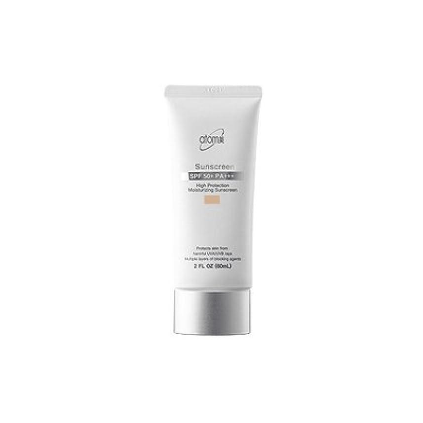 ハード窒素グラフィック【アトミ】Atomy Sunscreen beige SPF50+ PA+++ - 60ml (韓国直送品)