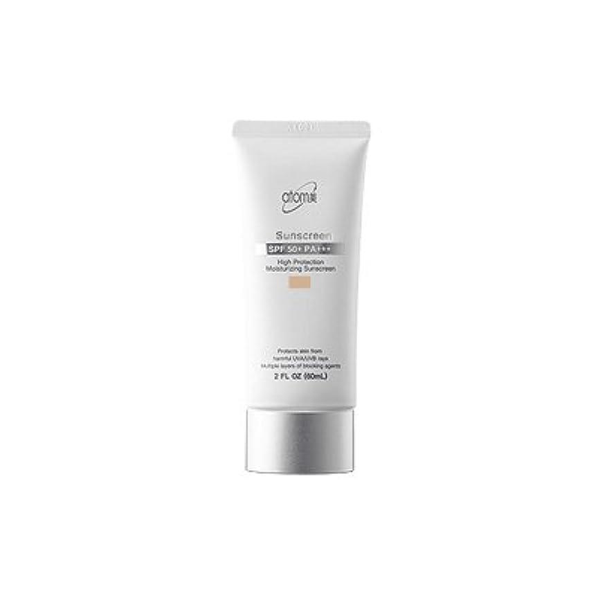 故国複製乱闘【アトミ】Atomy Sunscreen beige SPF50+ PA+++ - 60ml (韓国直送品)
