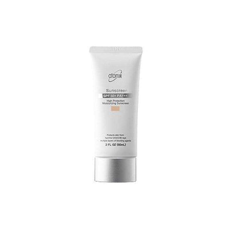マキシム成り立つマチュピチュ【アトミ】Atomy Sunscreen beige SPF50+ PA+++ - 60ml (韓国直送品)